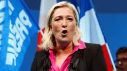 L'équipe de Sarkozy envisageait Marine Le Pen comme ministre de