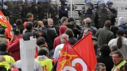 Les manifestations de la CGT ont été marquées par des