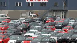 Toyota rappelle 7,43 millons de