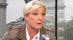 Ministre de l'Intérieur de Sarkozy? Marine Le Pen aurait