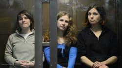 La Russie a approuvé l'amnistie qui pourrait concerner Pussy Riot et