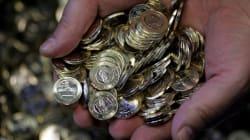 Las familias perdieron un quinto de su riqueza en un