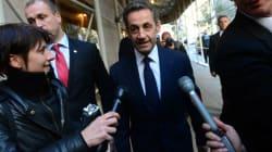 Nicolas Sarkozy a donné sa conférence à New