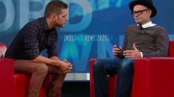 Gord Downie Opens Up to Strombo About Wife's Breast