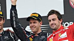 Vettel s'envole, Alonso sans