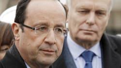 La popularité de Hollande poursuit sa chute