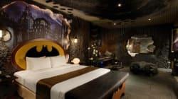 Dormite anche voi nella Batcaverna