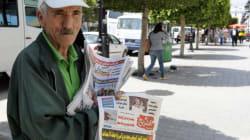 Les journalistes tunisiens en grève pour protéger la liberté