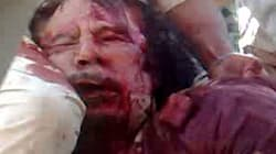 Kadhafi aurait bien été exécuté par les rebelles