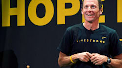 Lance Armstrong Steps Down as Livestrong