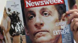 Newsweek tourne la