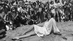 Sylvia Kristel, l'actrice du film
