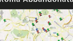 La mappa di Roma Abbandonata: la denuncia dei giovani del centro storico (FOTO,