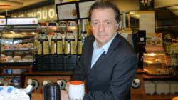 Un café avec Jean-Luc Mongrain