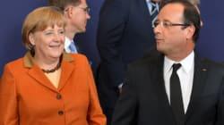 Hollande et Merkel trouvent un compromis sur la supervision