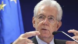 Monti: Non sprecare la fiducia