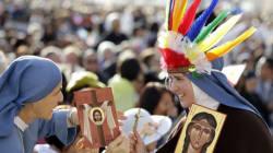 Kateri, la pellerossa di Dio. La prima squaw santa della storia