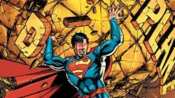 Superman quitte la presse papier pour aller sur le