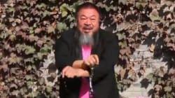 Ai Weiwei fait son