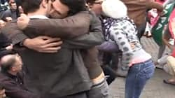 Les baisers de Nantes, moins chics que le baiser de