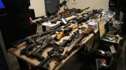BUSTED: Cross-Border Gun Smuggling