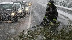 Neve e termometri in picchiata: prove d'inverno in