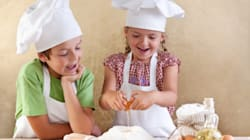 Want Healthier Kids? Teach Them How To Cook For