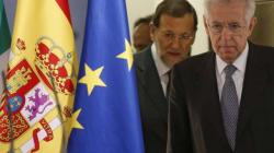 Monti in conferenza stampa: