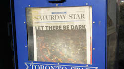 Byline Strike Hits Toronto Star As Profit