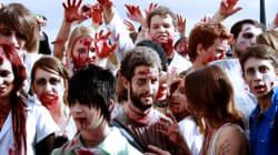 Une marche de zombies interdite pour ne pas choquer les administrés à la