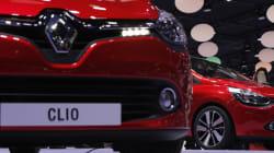 Les ventes de Renault plongent de