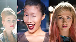 All The Makeup And Hair Trends For Spring 2013 From Toronto Fashion