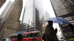Sandy Slams Canada, 1