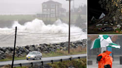 Ontario, Quebec Reeling, As Storm Churns