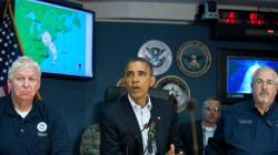 Obama ou Romney, qui sort gagnant de l'ouragan