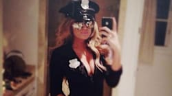 Paulina Gretzky Shows Off Her Many Scandalous Halloween