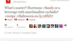 Canadian Company Sorry For Insensitive Sandy