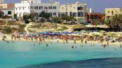 Immobili abisivi a Lampedusa, novanta