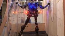 Le robot qui sait affronter les obstacles tout