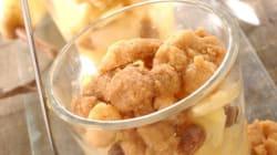 La recette du week-end: crumble aux pommes, poires,
