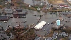 Le coût des catastrophes de 2012 s'élève
