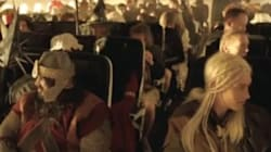 Airline Makes Hobbit Inspired Safety