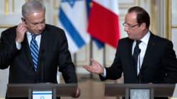 Hollande et Netanyahu se disputent les juifs de