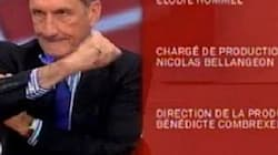 Le bras d'honneur de Longuet peut-il mettre à mal la politique algérienne de Hollande