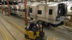 Contrat de 107 millions pour Bombardier