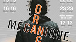 Orange mécanique, sur scène et en