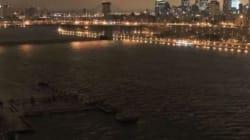 Sandy su New York... in 2 minuti