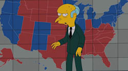A qui ira le vote de Mr Burns