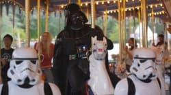 Darth Vader chez Disney!