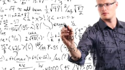 Oui, les maths causent les maux de tête!